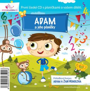 Obrázok Adam a jeho písničky