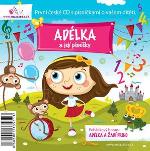 Obrázok Adélka a její písničky