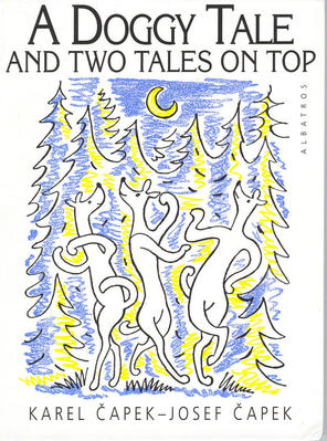 Obrázok A Doggy Tale and two tales on top