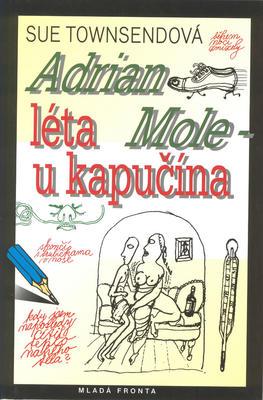 Obrázok Adrian Mole - Léta u kapučína