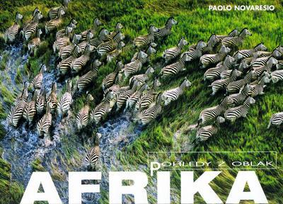 Afrika Pohledy z oblak