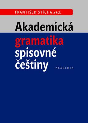 Obrázok Akademická gramatika spisovné češtiny