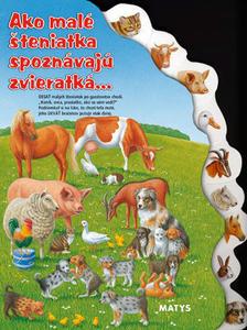 Obrázok Ako malé šteniatka spoznávajú zvieratká