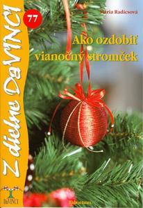 Obrázok Ako ozdobiť vianočný stromček