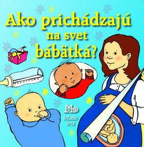 Obrázok Ako prichádzajú na svet bábätká?