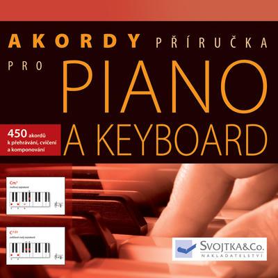 Obrázok Akordy příručka pro piano a keyboard