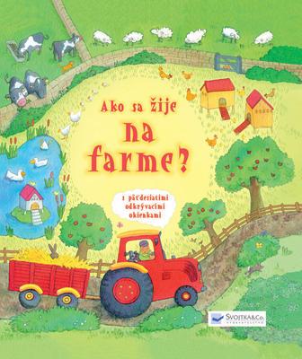 Obrázok Ako sa žije na farme?