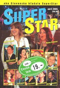 Obrázok Ako slovensko hľadalo SuperStar