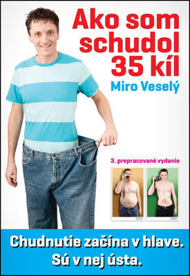 Obrázok Ako som schudol 35 kíl