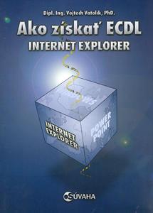 Obrázok Ako získať ECDL Internet Explorer