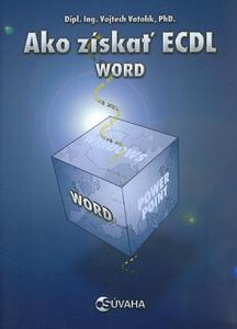 Obrázok Ako získať ECDL Word
