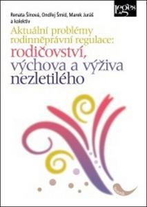 Obrázok Aktuální problémy rodinněprávní regulace