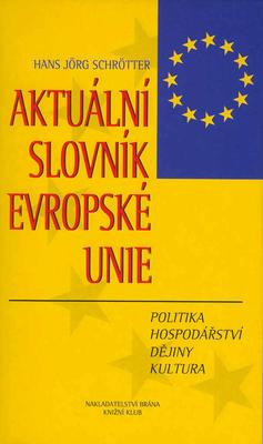 Obrázok Aktuální slovník Evropské unie