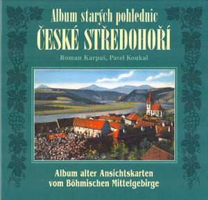 Obrázok Album starých pohlednic České středohoří
