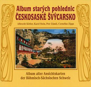 Obrázok Album starých pohlednic Českosaské Švýcarsko