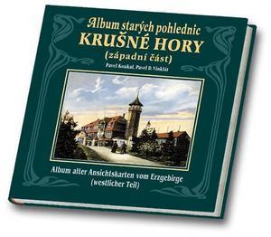 Obrázok Album starých pohlednic Krušné hory