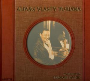 Obrázok Album Vlasty Buriana + CD
