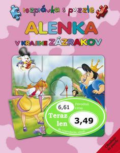 Obrázok Alenka v krajine zázrakov