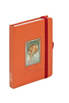Obrázok Alfons Mucha Poetry journal notes