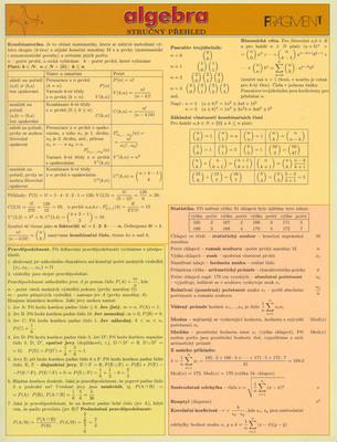 Obrázok Algebra