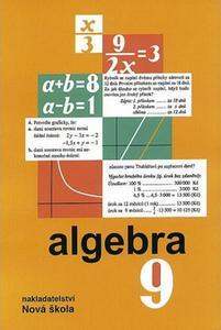 Obrázok Algebra 9 učebnice