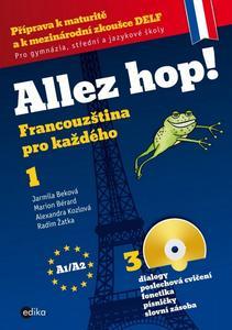 Obrázok Allez hop! + 3CD (A1/ A2)
