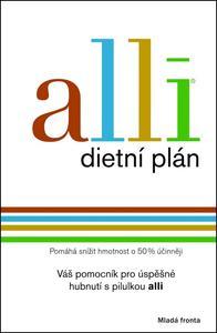 Obrázok Alli dietní plán