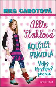 Obrázok Allie Finklová Holčičí pravidla Velký třpytkový podraz (5)