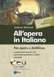Obrázok All´opera in Italiano Na operu s italštinou