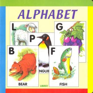 Obrázok Alphabet anglické leporelo