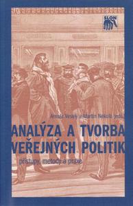 Obrázok Analýza a tvorba veřejných politik