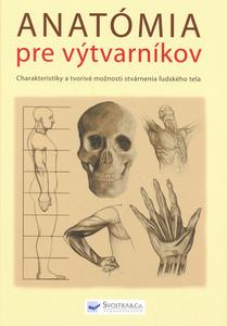 Obrázok Anatómia pre výtvarníkov