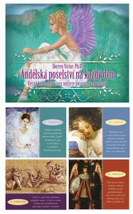 Obrázok Andělská poselství na každý den - stolní kalendář