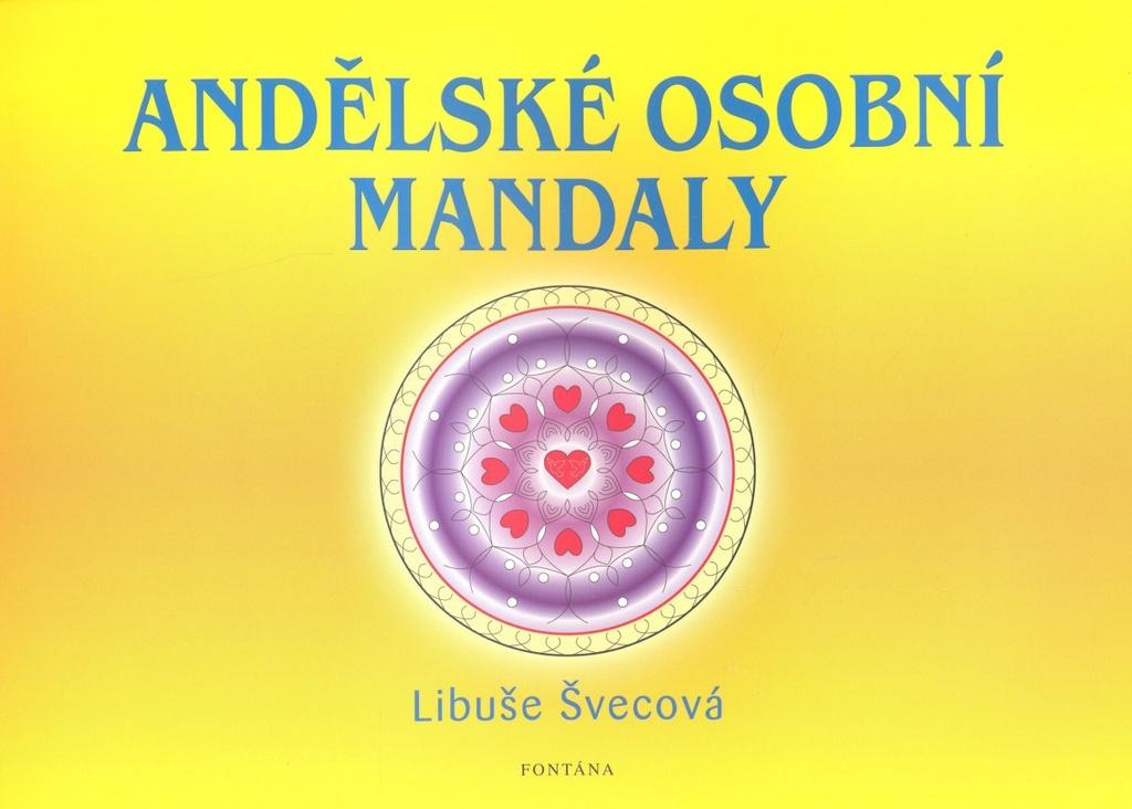 Andělské osobní mandaly - Libuše Švecová