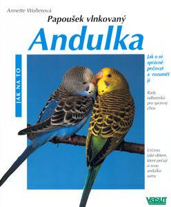 Obrázok Andulka Papoušek vlnkovaný