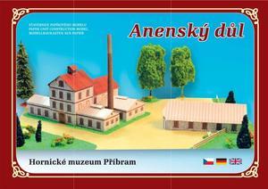 Obrázok Anenský důl Hornické muzeum Příbram