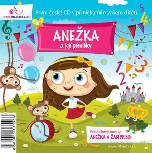 Obrázok Anežka a její písničky