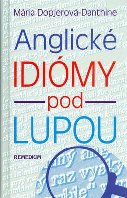 Obrázok Anglické idiómy pod lupou