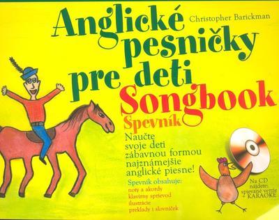 Obrázok Anglické pesničky pre deti