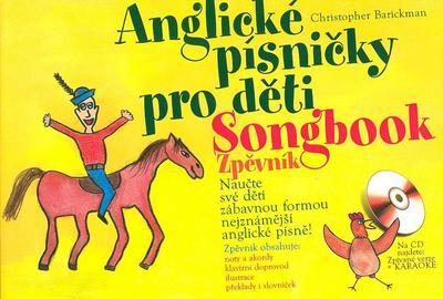 Obrázok Anglické písničky pro děti + CD