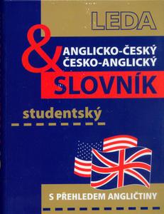 Obrázok Anglicko-český a česko-anglický studentský slovník