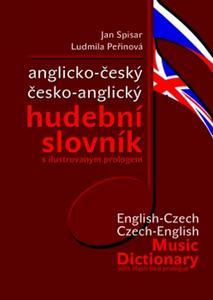 Obrázok Anglicko-český česko-anglický hudební slovník
