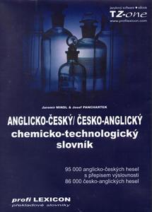 Obrázok Anglicko-český, česko-anglický chemicko-technologický slovník
