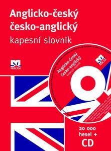Obrázok Anglicko-český česko-anglický kapesní slovník