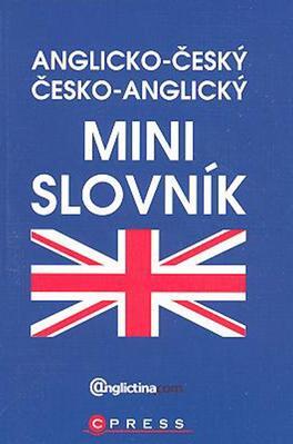 Obrázok Anglicko-český česko-anglický mini slovník