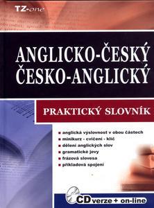 Obrázok Anglicko-český, česko-anglický praktický slovník + CD