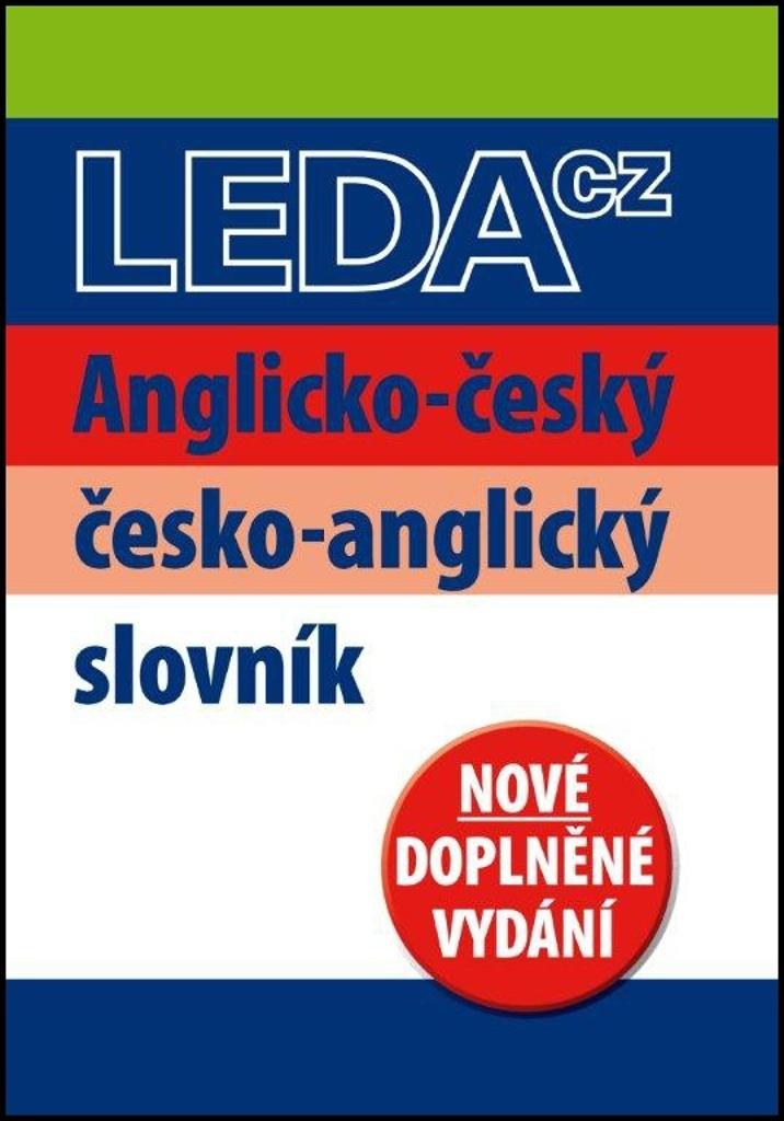 Anglicko-český česko-anglický slovník - Josef Fronek
