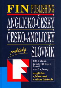 Obrázok Anglicko-český česko-anglický slovník