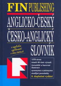 Obrázok Anglicko-český, Česko-anglický slovník