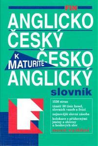 Obrázok Anglicko český česko anglický slovník k maturitě